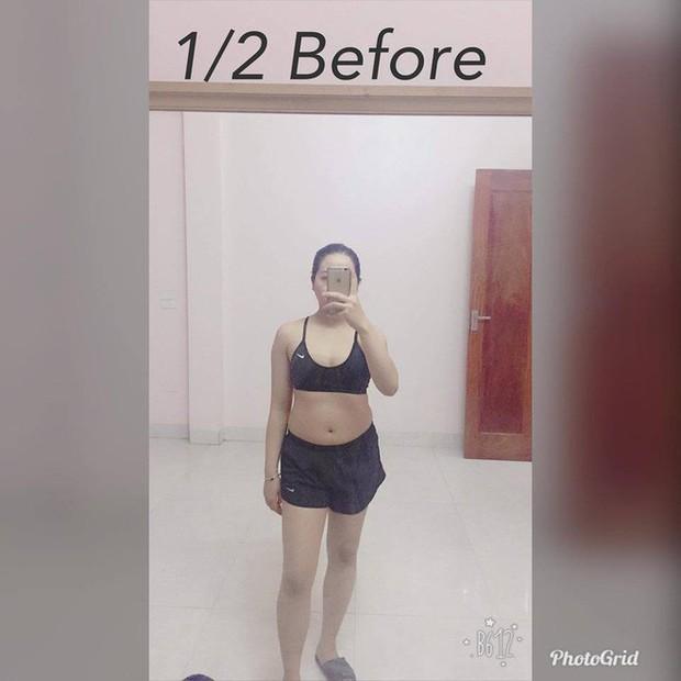Bà mẹ trẻ chia sẻ bí quyết giảm cân siêu đẳng: Vòng eo giảm từ 85cm xuống 65cm sau 2 tháng - Ảnh 2.