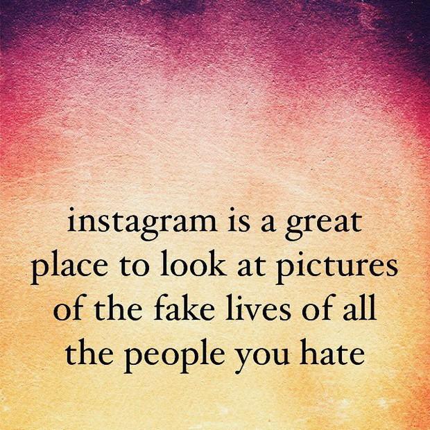 Bắt được trang Instagram chuyên đăng ảnh quote chọc ngoáy, nhìn xong chỉ thấy thêm bực vào thân - Ảnh 4.