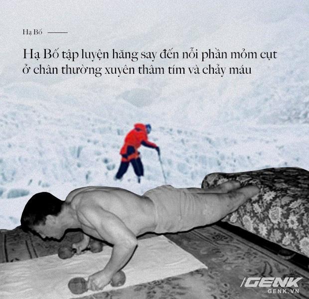 Bị ung thư và mất cả 2 chân, nhưng định mệnh nói người đàn ông 69 tuổi này phải chinh phục đỉnh Everest - Ảnh 5.