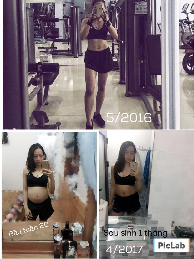 Bà mẹ trẻ chia sẻ bí quyết giảm cân siêu đẳng: Vòng eo giảm từ 85cm xuống 65cm sau 2 tháng - Ảnh 16.