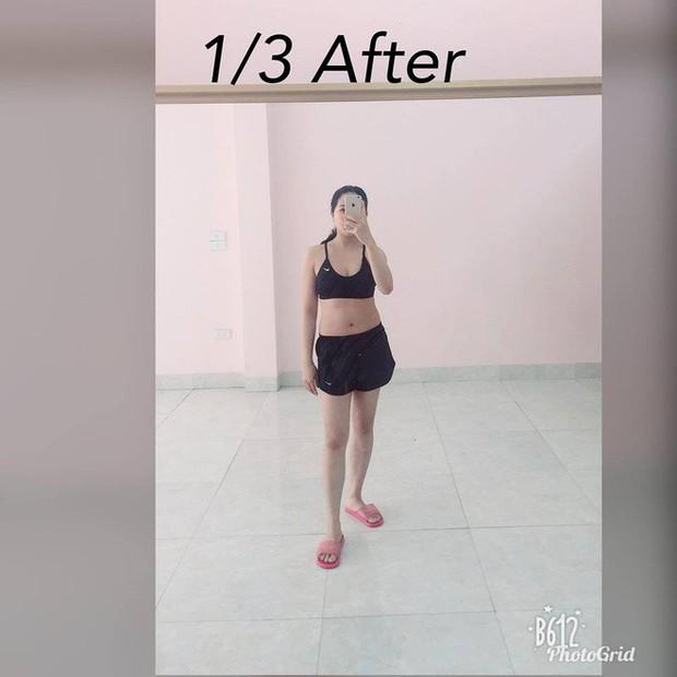 Bà mẹ trẻ chia sẻ bí quyết giảm cân siêu đẳng: Vòng eo giảm từ 85cm xuống 65cm sau 2 tháng - Ảnh 3.