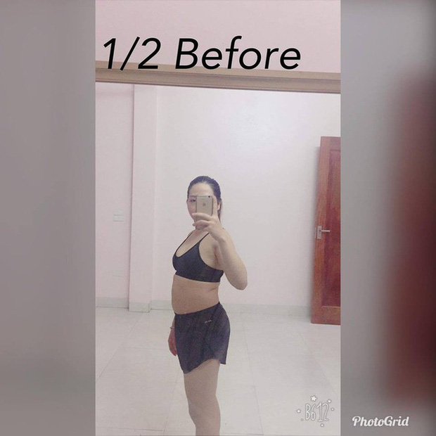 Bà mẹ trẻ chia sẻ bí quyết giảm cân siêu đẳng: Vòng eo giảm từ 85cm xuống 65cm sau 2 tháng - Ảnh 5.