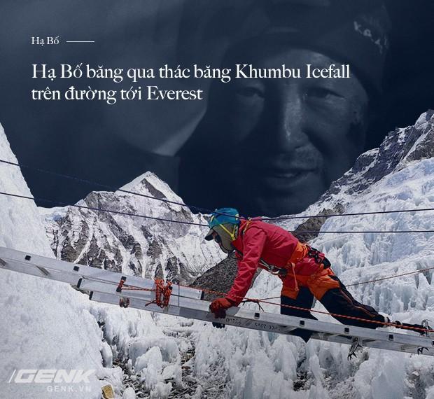 Bị ung thư và mất cả 2 chân, nhưng định mệnh nói người đàn ông 69 tuổi này phải chinh phục đỉnh Everest - Ảnh 8.