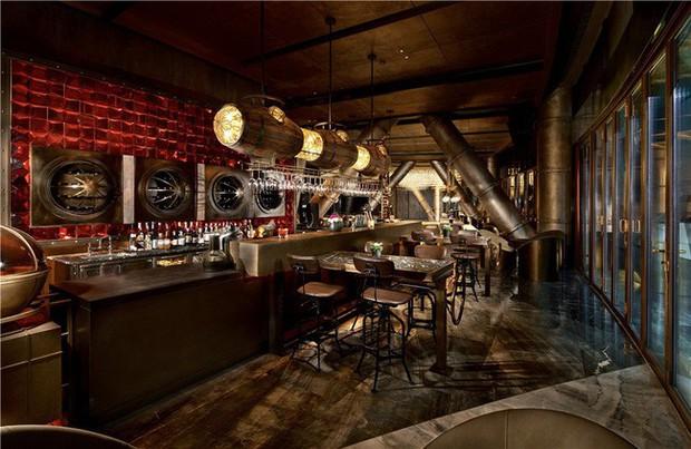 Khai trương khách sạn dưới lòng đất đầu tiên trên thế giới - Ảnh 6.