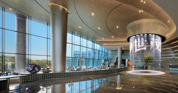 Khai trương khách sạn dưới lòng đất đầu tiên trên thế giới - Ảnh 7.