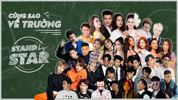 Gần 30 nghệ sĩ Vbiz đình đám sẽ lần đầu cùng nhau về trường, mừng ngày 20/11 với Stand By Star - Ảnh 2.