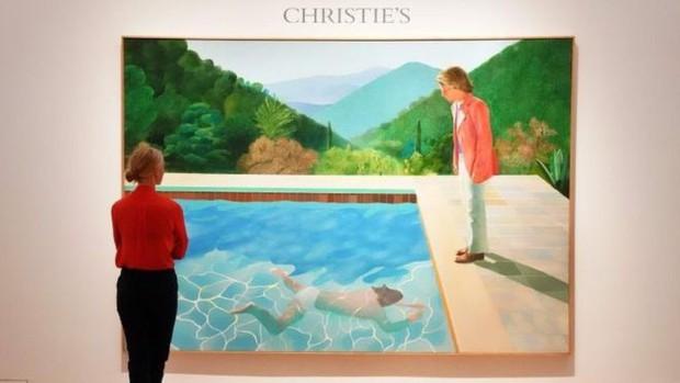 Bức vẽ hai người bên bể bơi này có giá kỷ lục 2.000 tỷ đồng nhưng tại sao nó lại đắt thế? - Ảnh 4.