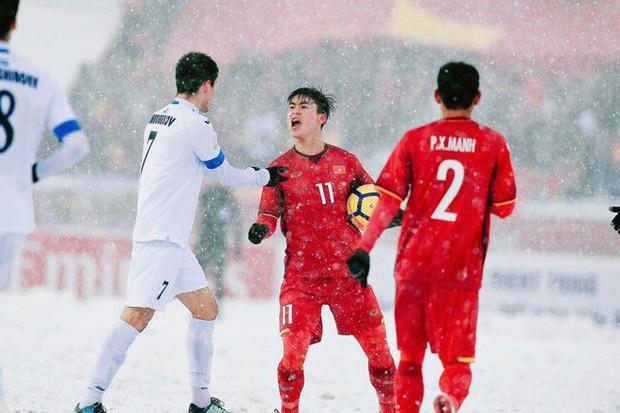 Sau trận thắng Malaysia, không ai ở tuyển Việt Nam có thể vượt mặt Duy Mạnh về độ gắt - Ảnh 6.