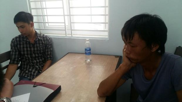 Cướp tài sản của đôi tình nhân ngoài bãi biển ở Đà Nẵng, 2 thanh niên lãnh án hơn 14 năm tù - Ảnh 1.