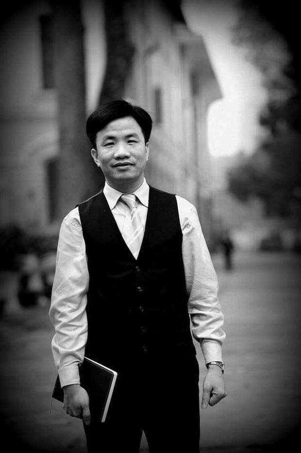 Phó hiệu trưởng trường Chu Văn An qua đời, nhiều thế hệ học sinh bày tỏ sự đau buồn trên MXH - Ảnh 1.