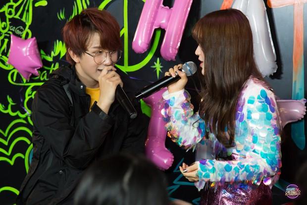 Han Sara hướng dẫn Bùi Anh Tuấn cover hit của TaeYang (BigBang) cực đáng yêu - Ảnh 8.