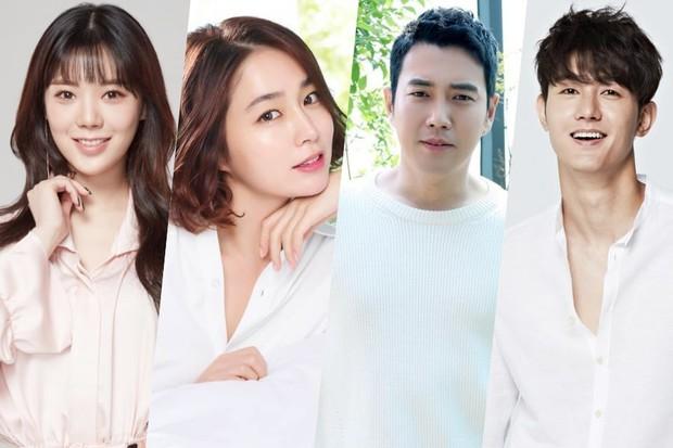 Thêm một phim Hàn xịn sắp lên sóng đường đua truyền hình cuối năm: Fate and Furies! - Ảnh 2.