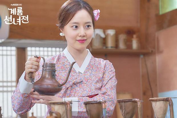 5 lí do khiến bạn không thể không yêu cô tiên Moon Chae Won chờ chồng trăm năm để đòi lại xiêm y - Ảnh 21.