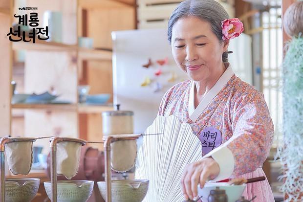 5 lí do khiến bạn không thể không yêu cô tiên Moon Chae Won chờ chồng trăm năm để đòi lại xiêm y - Ảnh 20.