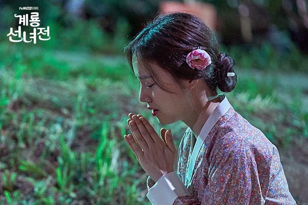 5 lí do khiến bạn không thể không yêu cô tiên Moon Chae Won chờ chồng trăm năm để đòi lại xiêm y - Ảnh 3.