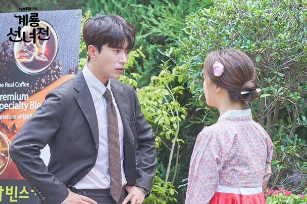 5 lí do khiến bạn không thể không yêu cô tiên Moon Chae Won chờ chồng trăm năm để đòi lại xiêm y - Ảnh 12.