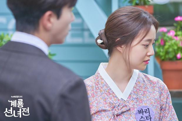 5 lí do khiến bạn không thể không yêu cô tiên Moon Chae Won chờ chồng trăm năm để đòi lại xiêm y - Ảnh 13.