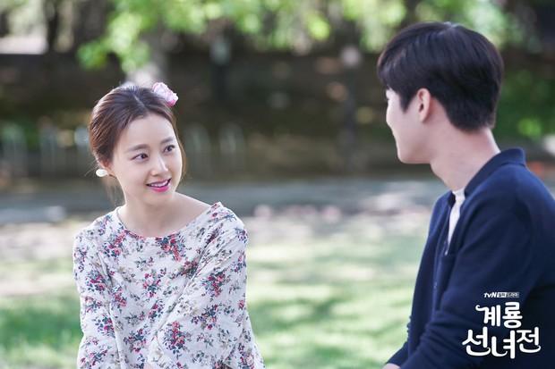5 lí do khiến bạn không thể không yêu cô tiên Moon Chae Won chờ chồng trăm năm để đòi lại xiêm y - Ảnh 17.