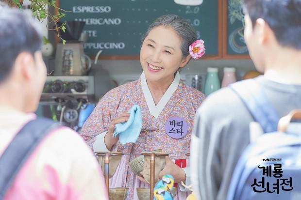 5 lí do khiến bạn không thể không yêu cô tiên Moon Chae Won chờ chồng trăm năm để đòi lại xiêm y - Ảnh 22.