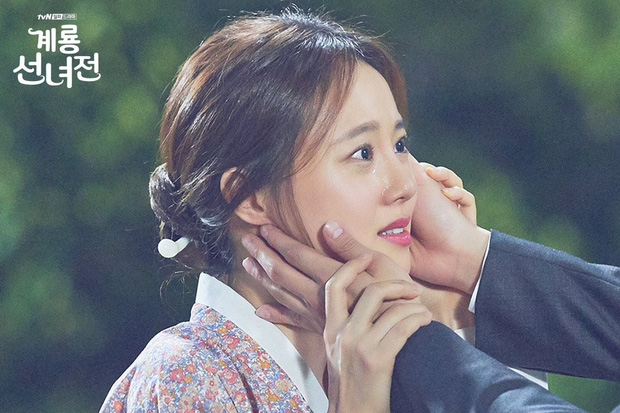 5 lí do khiến bạn không thể không yêu cô tiên Moon Chae Won chờ chồng trăm năm để đòi lại xiêm y - Ảnh 7.
