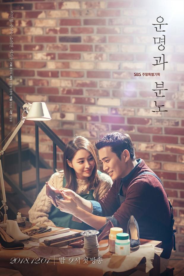 Thêm một phim Hàn xịn sắp lên sóng đường đua truyền hình cuối năm: Fate and Furies! - Ảnh 11.