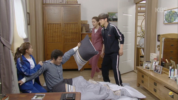 4 cặp cha con đặc biệt nhất trong loạt phim Hàn 2018 - Ảnh 5.