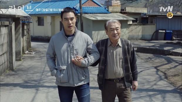 4 cặp cha con đặc biệt nhất trong loạt phim Hàn 2018 - Ảnh 20.