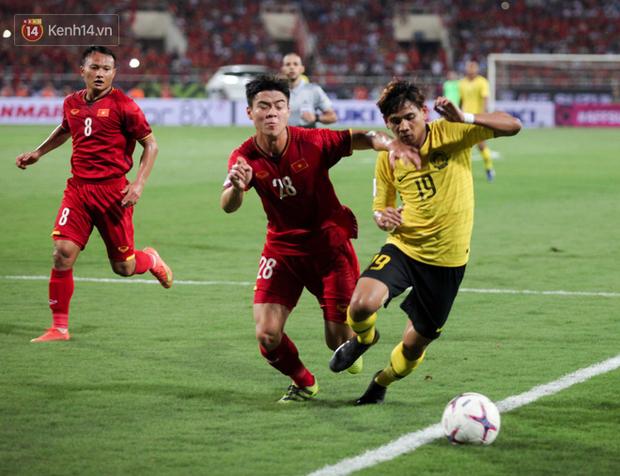 Sau trận thắng Malaysia, không ai ở tuyển Việt Nam có thể vượt mặt Duy Mạnh về độ gắt - Ảnh 9.