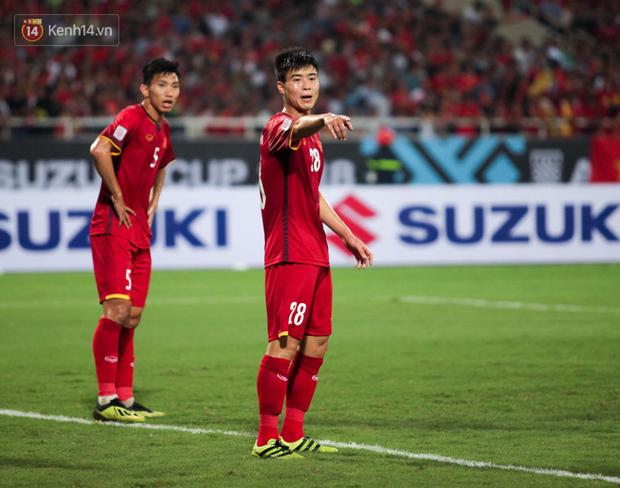 Sau trận thắng Malaysia, không ai ở tuyển Việt Nam có thể vượt mặt Duy Mạnh về độ gắt - Ảnh 1.