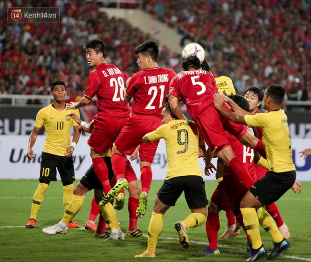 Sau trận thắng Malaysia, không ai ở tuyển Việt Nam có thể vượt mặt Duy Mạnh về độ gắt - Ảnh 8.