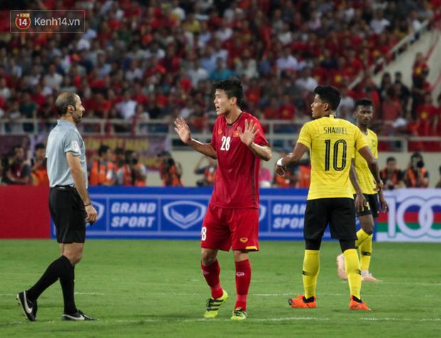 Sau trận thắng Malaysia, không ai ở tuyển Việt Nam có thể vượt mặt Duy Mạnh về độ gắt - Ảnh 11.