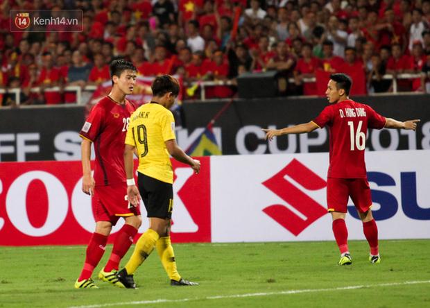 Sau trận thắng Malaysia, không ai ở tuyển Việt Nam có thể vượt mặt Duy Mạnh về độ gắt - Ảnh 3.