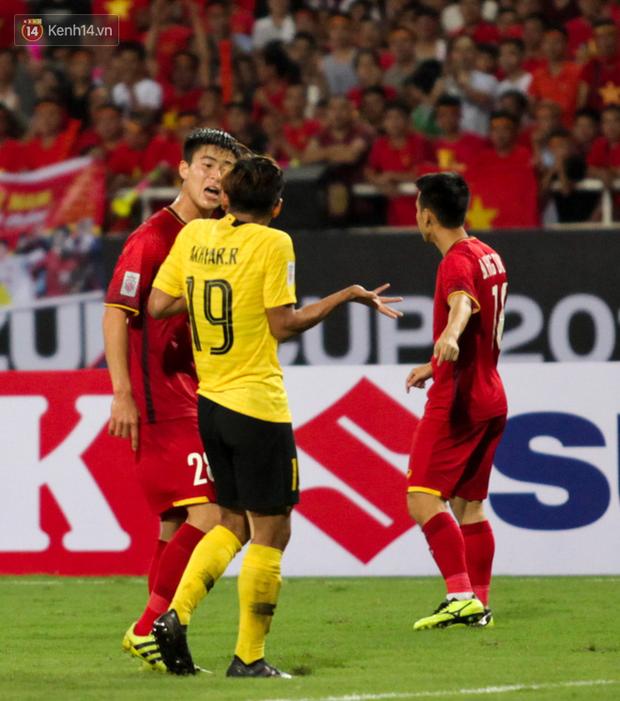 Sau trận thắng Malaysia, không ai ở tuyển Việt Nam có thể vượt mặt Duy Mạnh về độ gắt - Ảnh 2.