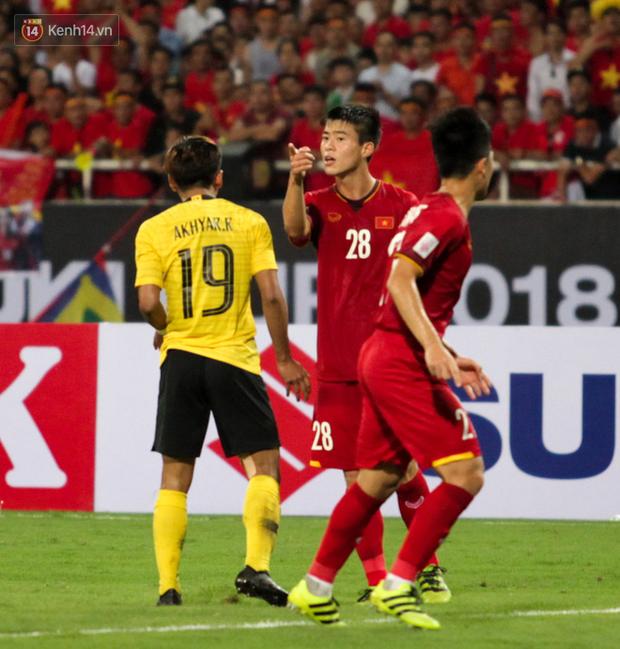 Sau trận thắng Malaysia, không ai ở tuyển Việt Nam có thể vượt mặt Duy Mạnh về độ gắt - Ảnh 4.