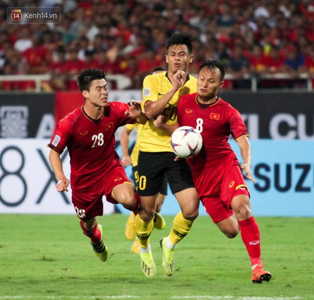 Sau trận thắng Malaysia, không ai ở tuyển Việt Nam có thể vượt mặt Duy Mạnh về độ gắt - Ảnh 7.