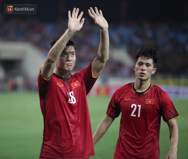 Sau trận thắng Malaysia, không ai ở tuyển Việt Nam có thể vượt mặt Duy Mạnh về độ gắt - Ảnh 13.