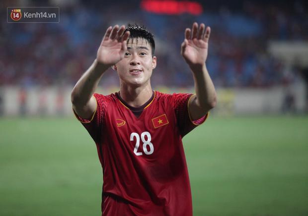 Sau trận thắng Malaysia, không ai ở tuyển Việt Nam có thể vượt mặt Duy Mạnh về độ gắt - Ảnh 12.