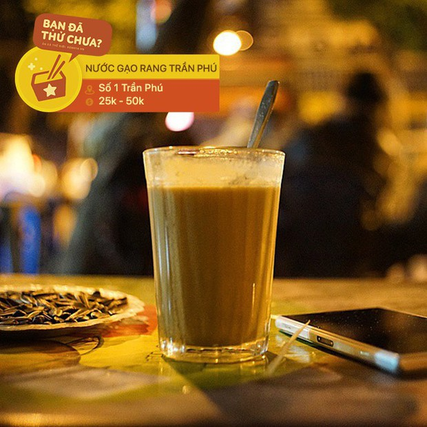 Ai còn nhớ ở Hà Nội có món nước gạo rang vang danh một thời và đây là 3 địa chỉ nước gạo rang hiếm hoi còn sót lại - Ảnh 2.