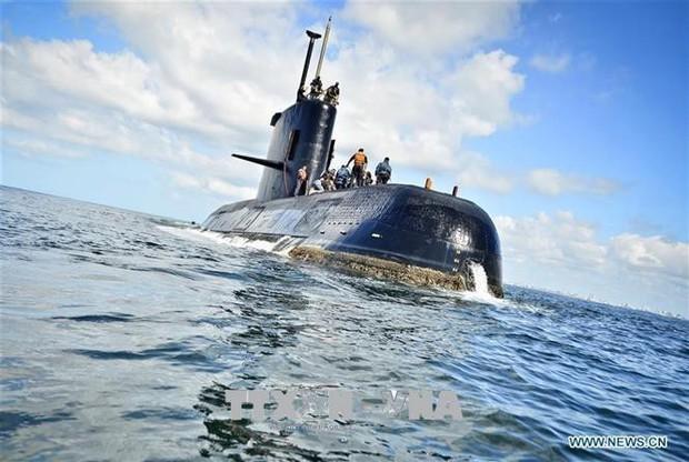 Phát hiện vật thể lạ nghi là tàu ngầm bị mất tích cách đây 1 năm - Ảnh 1.