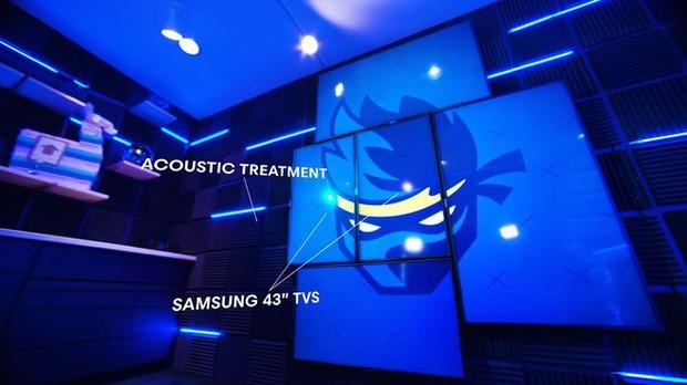Bên trong studio khủng của hot streamer hàng đầu thế giới: Thiên đường công nghệ đội lốt tầng hầm - Ảnh 4.