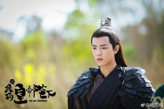 6 vương gia nổi nhất màn ảnh Hoa ngữ: Từ soái ca mắt xếch cho đến công tử lạnh lùng, ai nấy đều sở hữu khí chất ngời ngời - Ảnh 14.