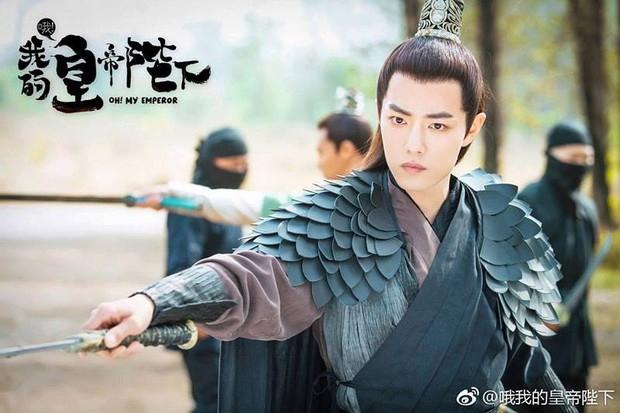 6 vương gia nổi nhất màn ảnh Hoa ngữ: Từ soái ca mắt xếch cho đến công tử lạnh lùng, ai nấy đều sở hữu khí chất ngời ngời - Ảnh 13.