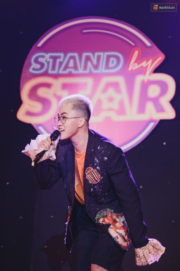 Stand By Star: Gần 30 ca sĩ Vpop đình đám bậc nhất mang loạt hit bự, cháy cùng hàng ngàn sinh viên mừng ngày 20/11 - Ảnh 33.