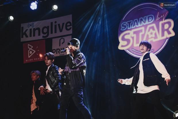 Stand By Star: Gần 30 ca sĩ Vpop đình đám bậc nhất mang loạt hit bự, cháy cùng hàng ngàn sinh viên mừng ngày 20/11 - Ảnh 25.