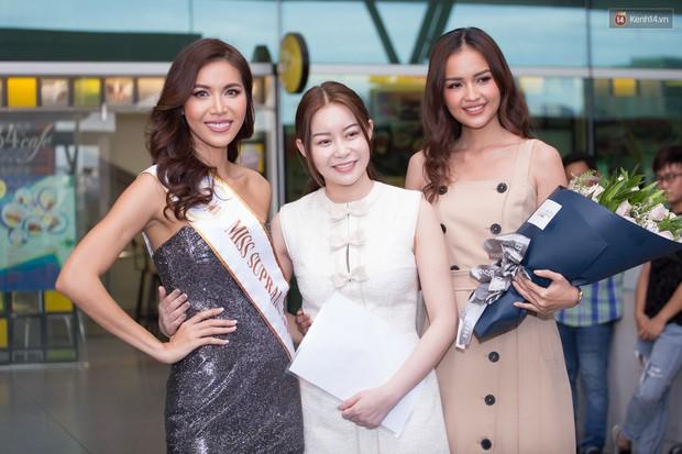Minh Tú xuất hiện nổi bật tại sân bay, khởi hành đi Ba Lan chinh phục vương miện Miss Supranational 2018 - Ảnh 10.