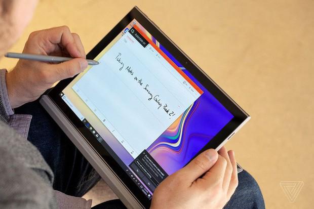 Thiết bị 2-trong-1 mới nhất của Samsung: Hứa hẹn thật nhiều, làm được chẳng bao nhiêu - Ảnh 6.