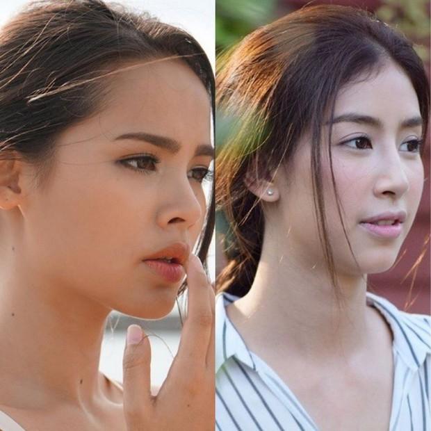 Cuộc chiến nhan sắc đỉnh cao của 8 cặp mỹ nhân bằng tuổi hàng đầu Thái Lan: Bất ngờ nhất là số 2 và 8 - Ảnh 5.