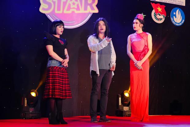 Huỳnh Lập, Quang Trung hoá Chi Pu, Bích Phương cực lầy, gây lộn với Chị Cano Lê Nhân khiến fan cười nghiêng ngả - Ảnh 6.