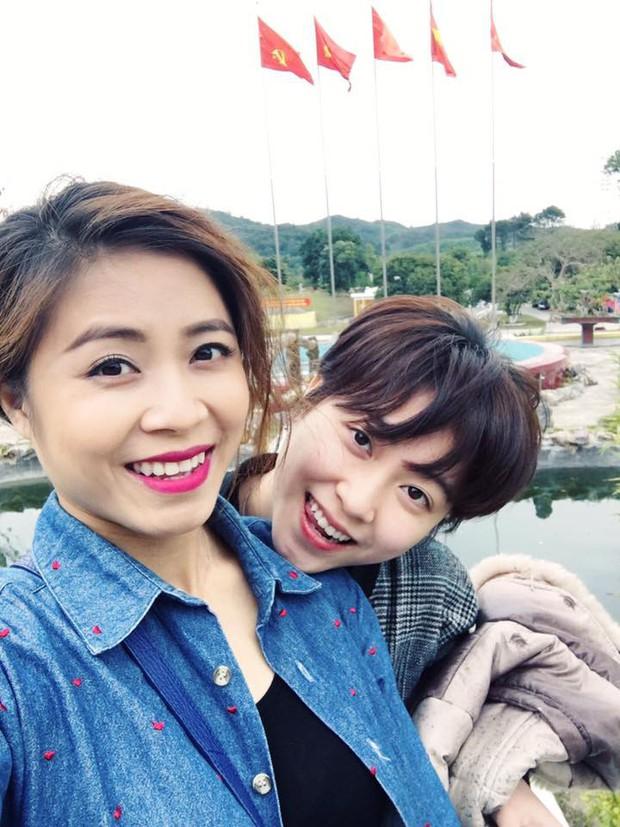 """MC Hoàng Linh """"Chúng Tôi Là Chiến Sĩ"""" có em gái sinh năm 1995 cá tính - Ảnh 7."""