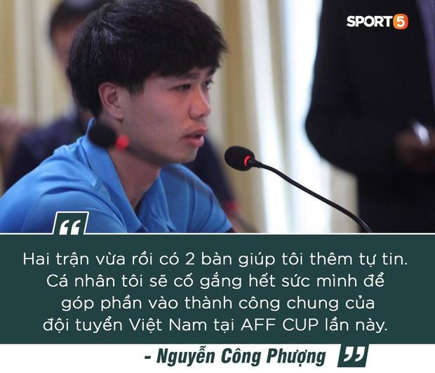 Công Phượng tiết lộ lý do giúp sung sức hơn trước trận đấu với Myanmar - Ảnh 2.